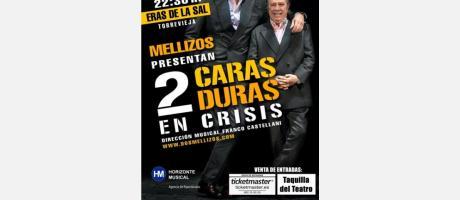 2 CARAS DURAS EN CRISIS