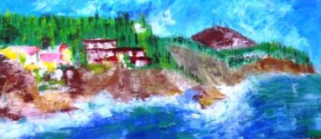 Exposición Art al mar en Benissa