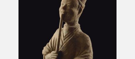 Escultura Han