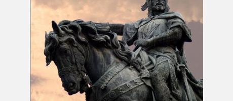 Estatua de Jaume I