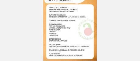 PROGRAMA II FIRA TOMATA DE PENJAR