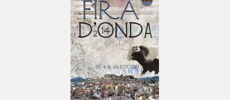 Cartel Fira D'Onda 2014