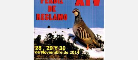 XIV Feria provincial Perdiz de reclamo en Pilar de la Horadada