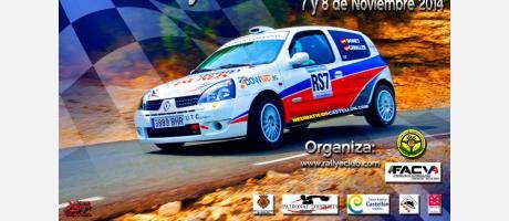 Cartel Rally de la Cerámica