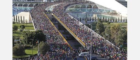 imagen maratón valencia