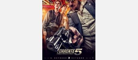 Cartel Torrente 5