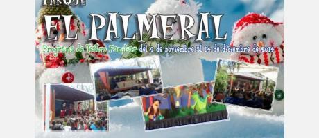 Teatro Familiar en el Parque de El Palmeral 2014
