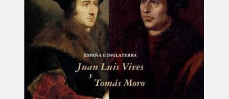 Cuadro de Juan Luis Vives y Tomás Moro