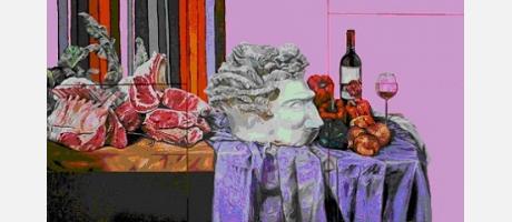 imagen de la exposición de Julio Quaresma