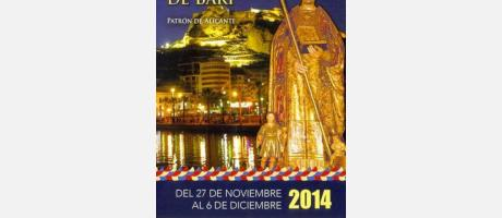 Programa Actos San Nicolás 2014