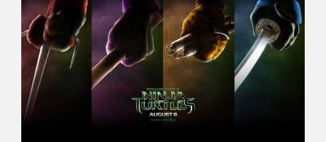 Cine: Ninja Turtles