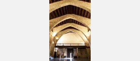 Interior església de la Sang Llíria