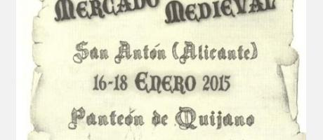 Porrate de San Antón 2015