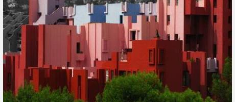 Edificios Ricardo Bofill