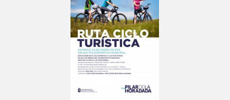 Inauguración de la Red Cicloturística de Pilar de la Horadada