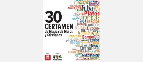 30 Certamen de Música de Moros y Cristianos