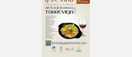 Cazuelica & Wine