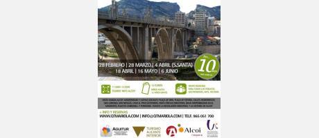Visitas Guiadas Alcoy. Ruta Europea del Modernismo