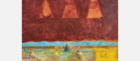 imagen de una pintura de Berbenkov