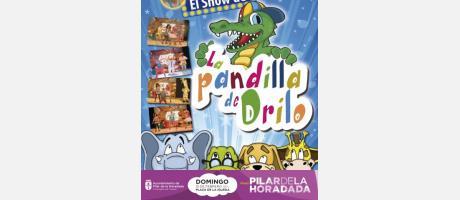 La pandilla de Drilo en Pilar de la Horadada