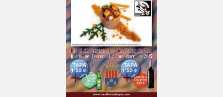 VI Concurso Tapas Crevillente