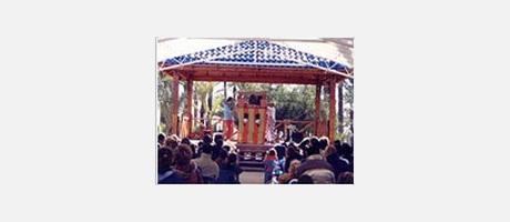 Teatro Templete Parque el Palmeral