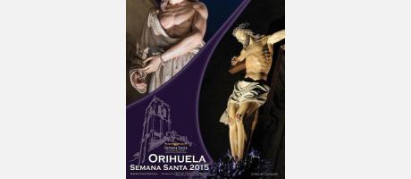 Cartel Semana Santa Orihuela 2015