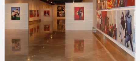 Imagen general de la exposición
