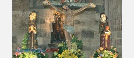 Imagen del Cristo de las Penas
