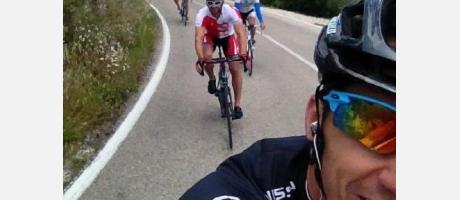 Vall de Gallinera en bicicleta con Pata Negra Aventura