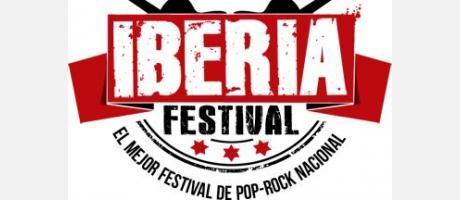 Logotipo oficial del Iberia Festival