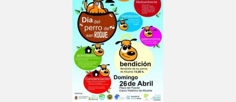 II Día del perro de San Roque