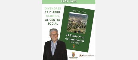 Presentación 2º libro hª EPNDB