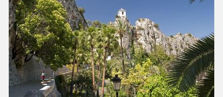 El Castell de Guadalest - Costa Blanca - Comunitat Valenciana