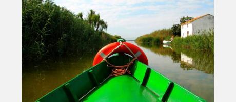 Paseos en barca con VisitAlbufera