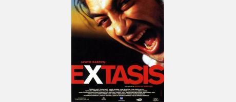 cartel película Éxtasis de Mariano Barroso