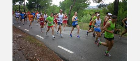 Carrera running