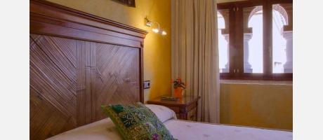 Dormitorio hotel Agora Bocairent