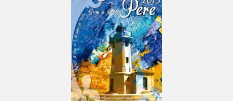Cartel fiestas San Pedro
