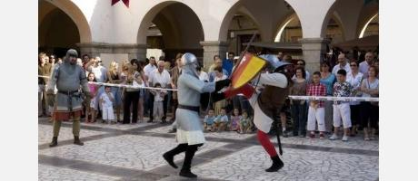 Mercado medieval Jérica