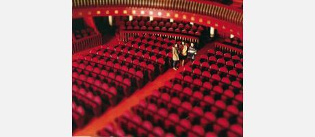 Fotografía Teatro Castelar