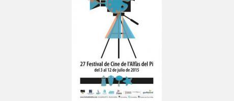 27 Festival de Cine l'Alfas del Pi 2015