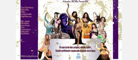 3er festival de Danza Oriental en Alicante 2015