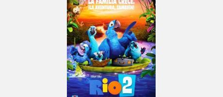 Cine: Rio 2