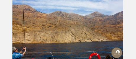 Ruta en velero Serra Gelada- Costa Blanca
