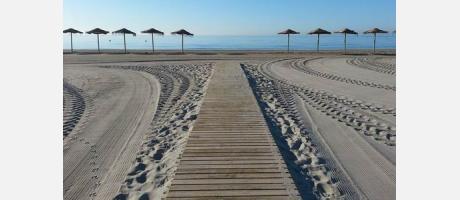 Actividades en las Playas: Gimnasia de Mantenimiento Municipal y Talleres Aquagy