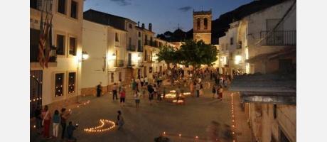 Noche de las Velas. Titaguas- València Terra i Mar