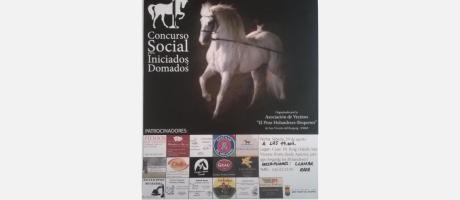 Concurso Social para Iniciados y Domados