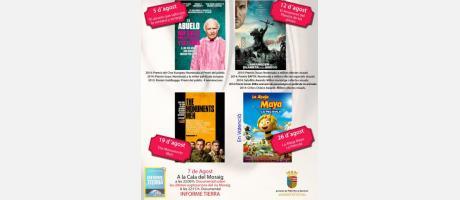 Cine al carrer 2015- EPNDB