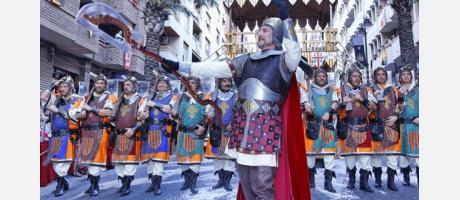 Fiestas Moros y Cristianos Ontinyent
